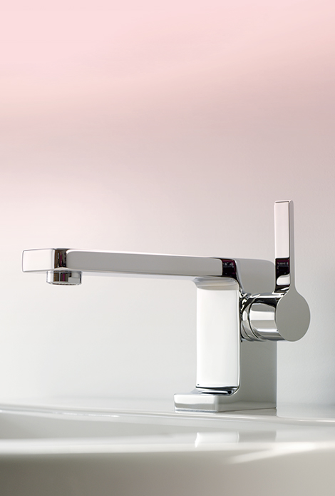 Dornbracht Lulu chrome Bathroom