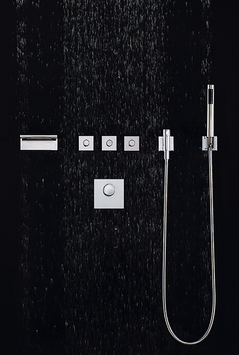 Dornbracht Symetrics chrome Bathroom Inspiration