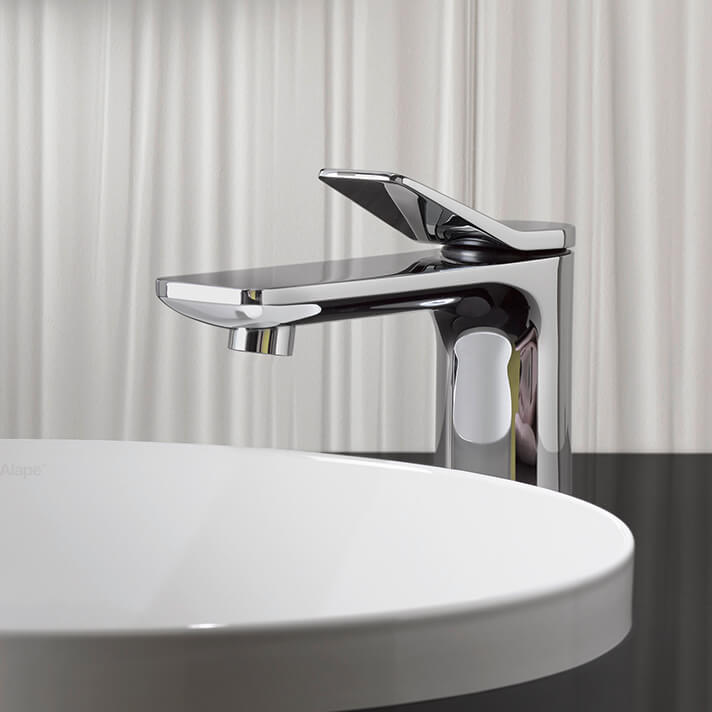 Dornbracht Lissé Bathroom Chrome Inspiration