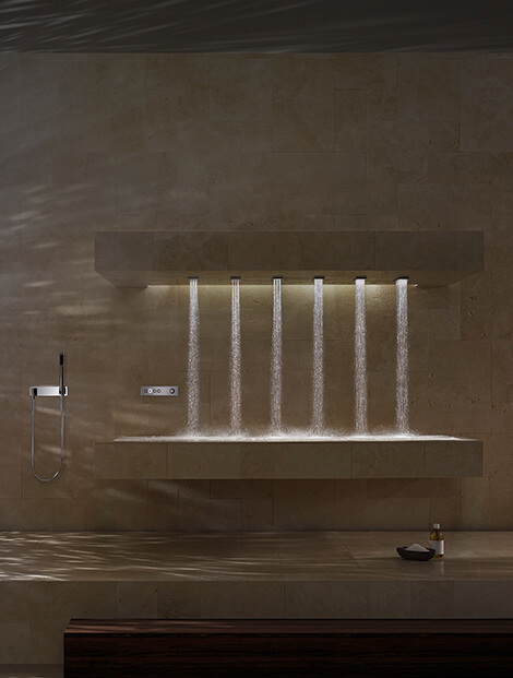 Dornbracht Experience Shower Horizontal Shower