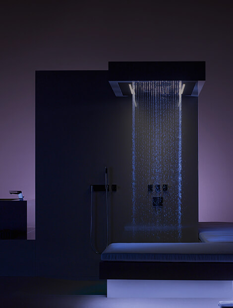 Dornbracht Experience Shower Supernova Luxury Bath