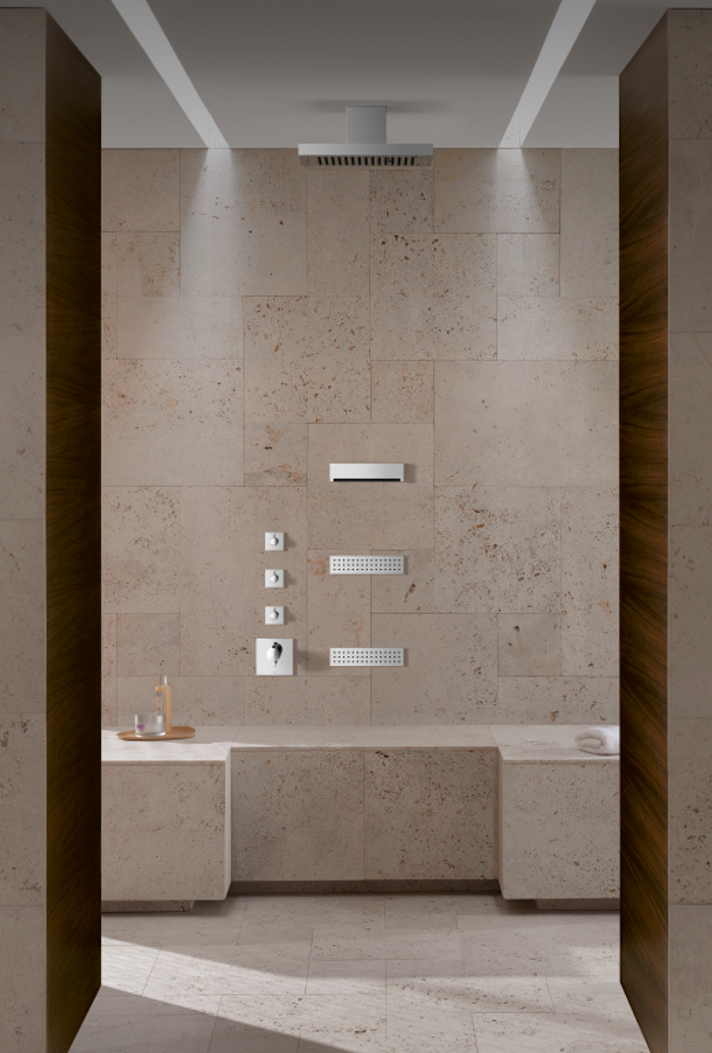 Dornbracht Experience Comfort Shower Bathroom Inspiration