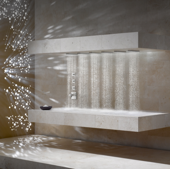 Dornbracht Experience Horizontal Shower Bad Inspiration