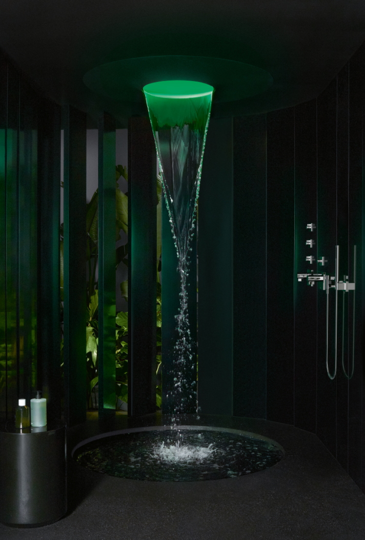 Dornbracht Experience Shower Aquamoon ATT Bad Inspiration