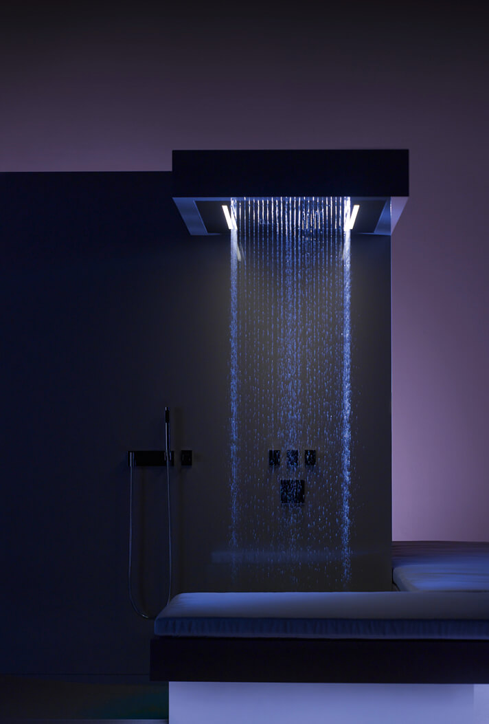 Dornbracht Experience Shower Rain Sky M Bad Inspiration