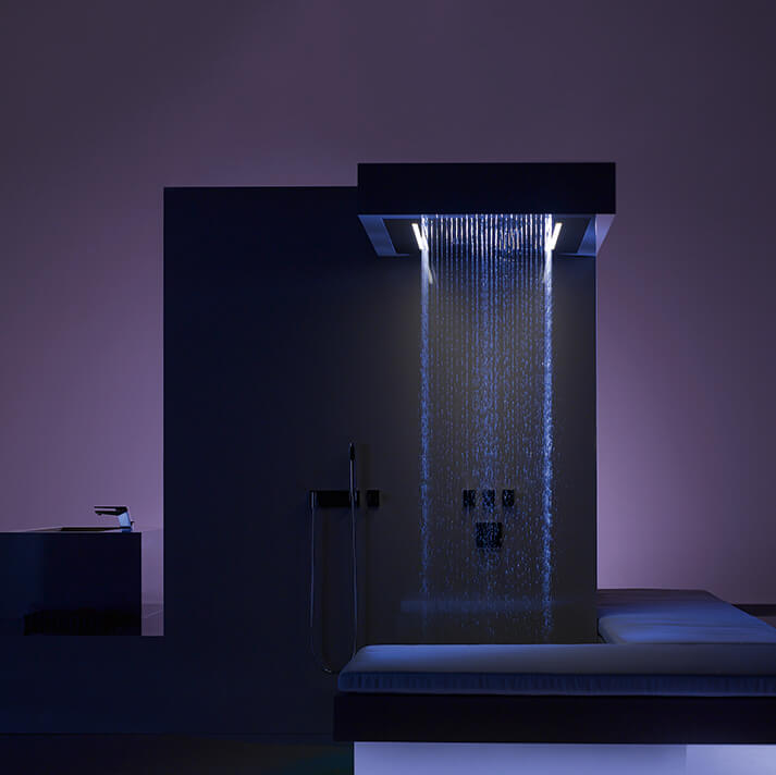 Dornbracht Experience Shower Supernova Luxury Bathroom