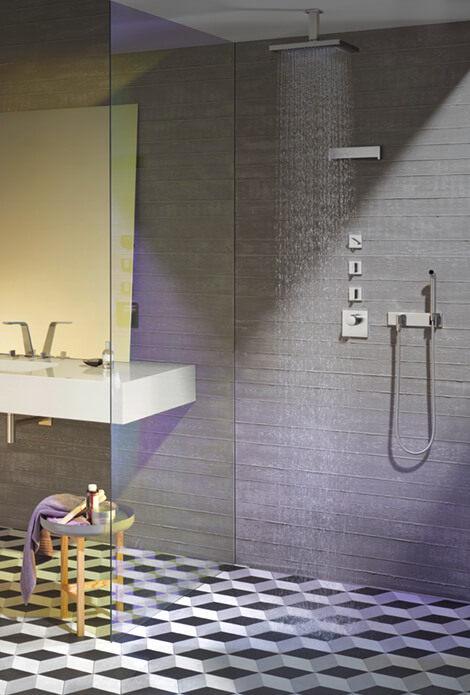Dornbracht CL1 luxury Shower