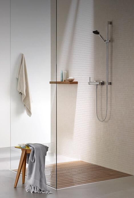 dornbracht meta chrome bathroom design shower