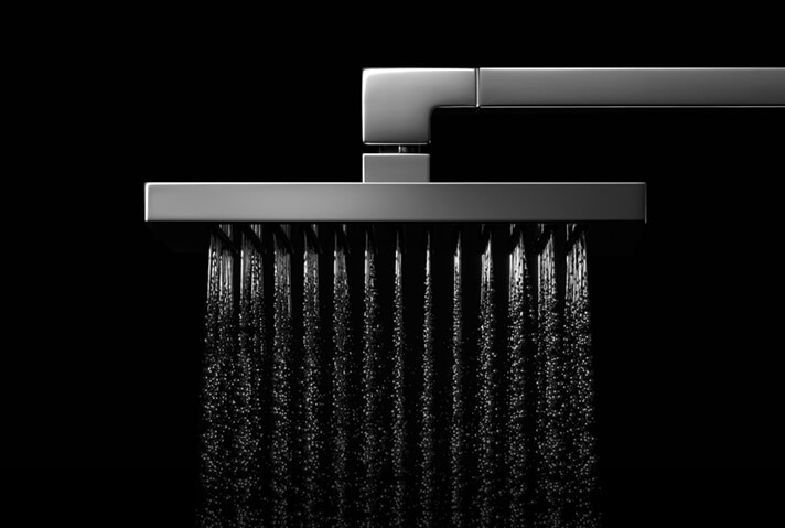 Dornbracht luxury Rain Shower Bathroom