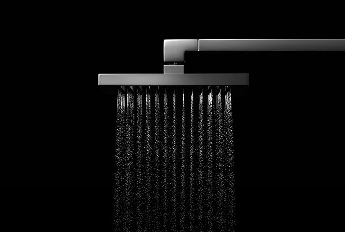 Dornbracht Rain Shower Luxus Bad Inspiration