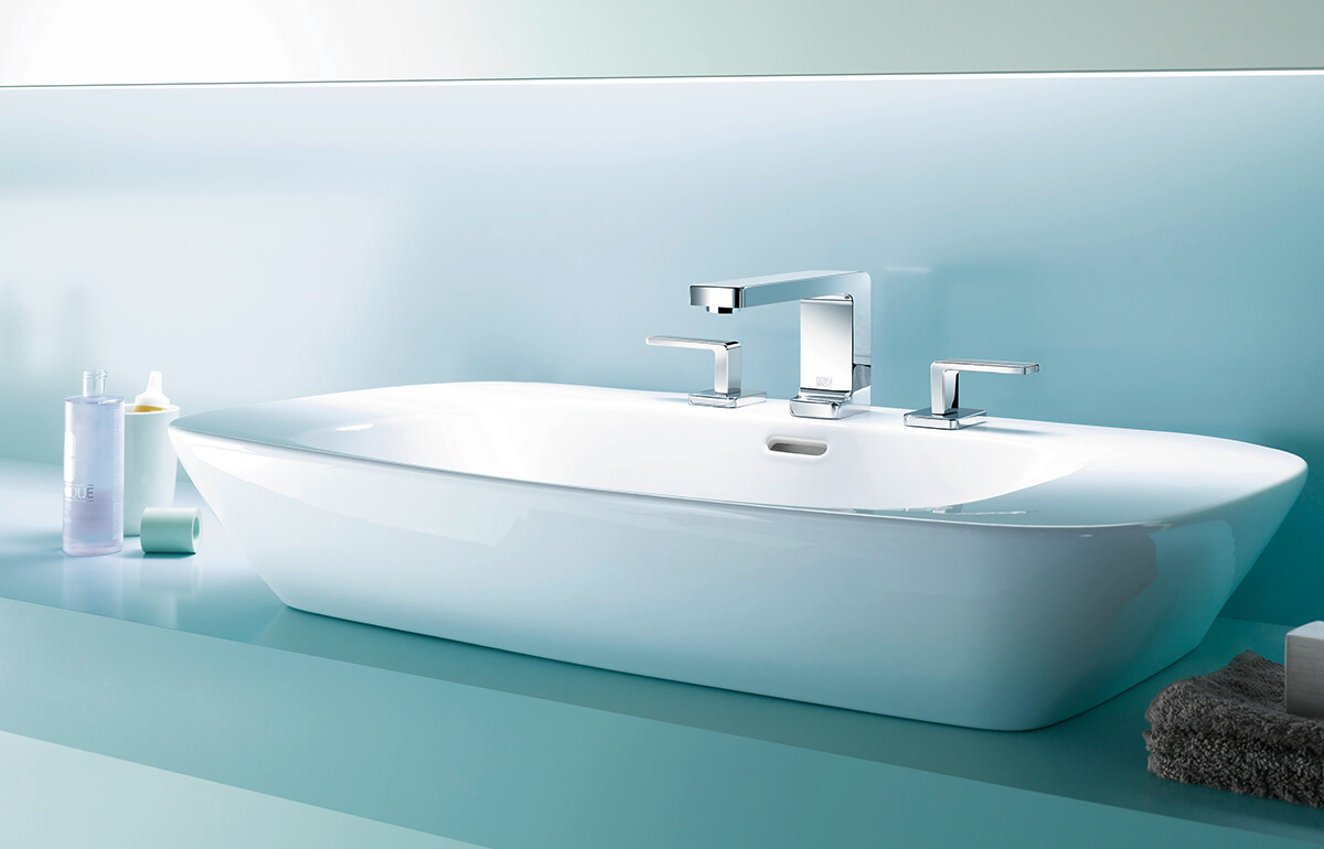 Dornbracht Lulu Chrome Bathroom Inspiration 1