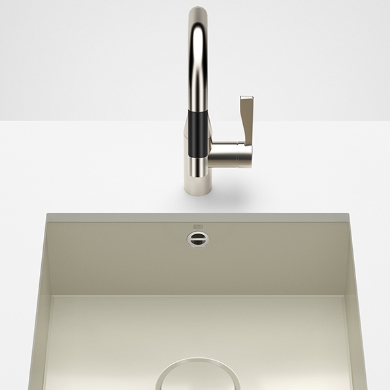 Dornbracht Kitchen Sinks sand glossy