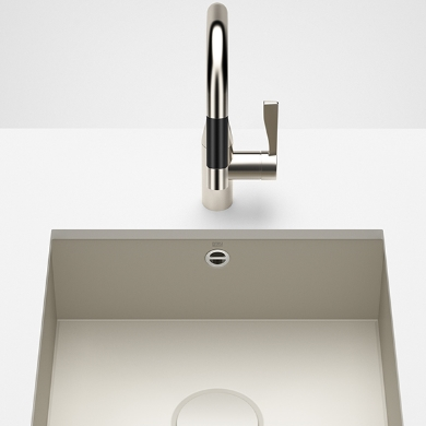 Dornbracht Kitchen sinks sand matte