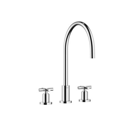 Dornbracht Kitchen faucets Three-hole mounting 20815892