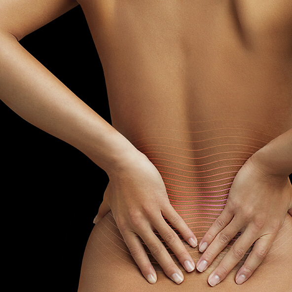 Dornbracht Spa Treatments Back Pain
