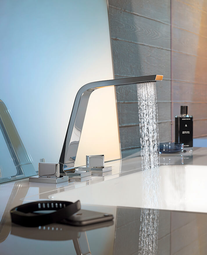 Dornbracht CL1 Chrome Bathroom Inspiration 6