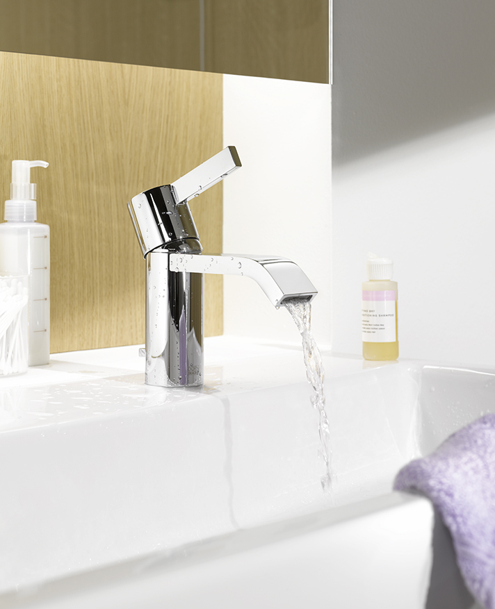 Dornbracht IMO chrome Bathroom Inspiration 2