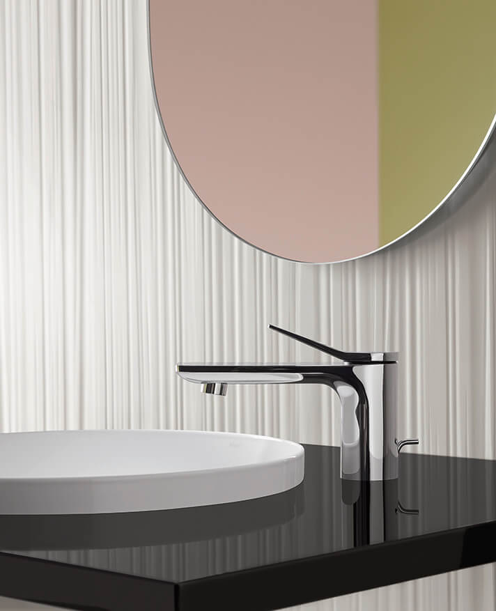 Dornbracht bathroom inspiration design faucet lisse