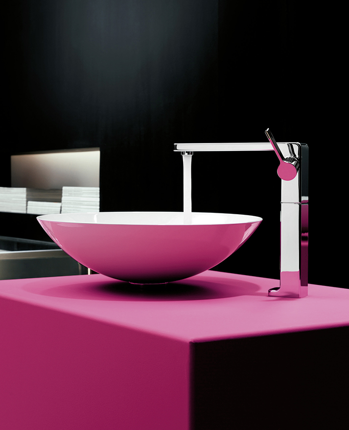 Dornbracht Lulu chrome bathroom inspiration 2