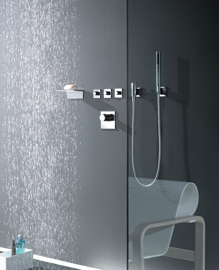 Dornbracht Symetrics chrome Bathroom Inspiration 2