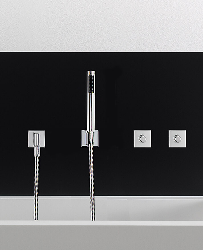 Dornbracht Symetrics chrome Bathroom Inspiration 4