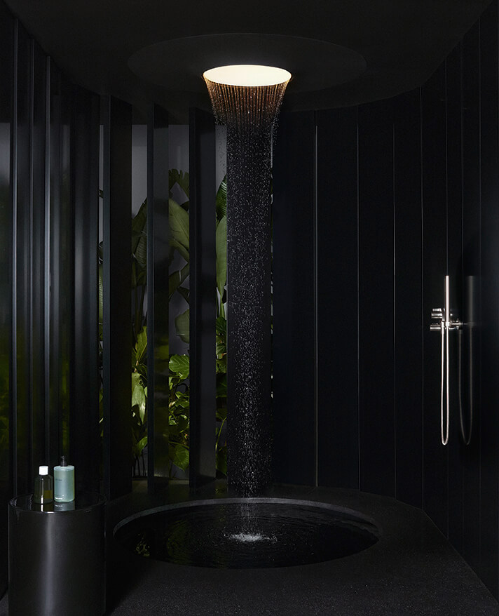 Dornbracht Experience Shower Rainmoon Luxury Bathroom