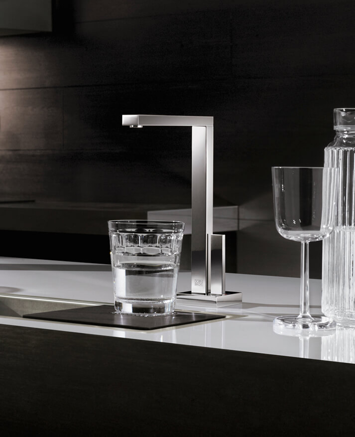Dornbracht Lot Water Dispenser Chrome kitchen inspiration
