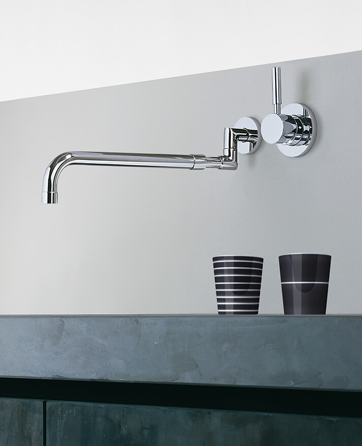 Dornbracht Meta02 Chrome Kitchen Inspiration