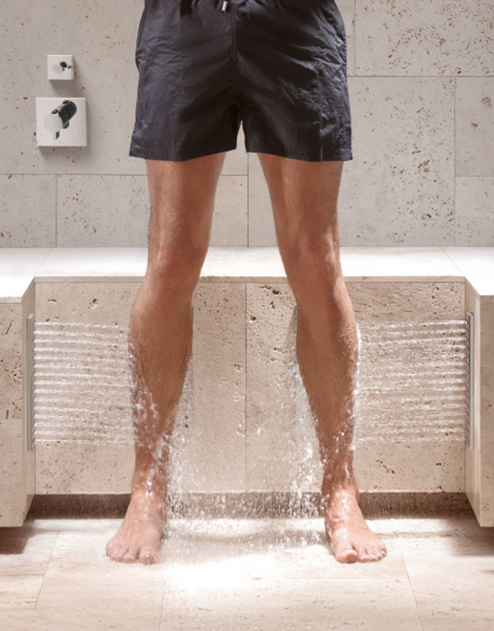 Dornbracht Experience Shower Leg Shower Bad Inspiration